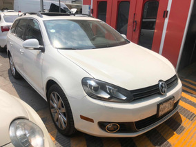 Golf Sportwagen 2.5 L4 At 2013