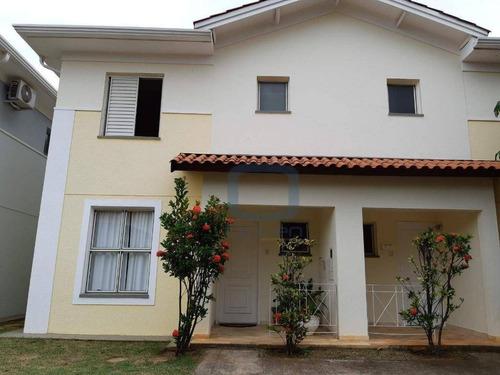 Casa Com 3 Dormitórios À Venda, 108 M² Por R$ 720.000,00 - Parque Prado - Campinas/sp - Ca0417