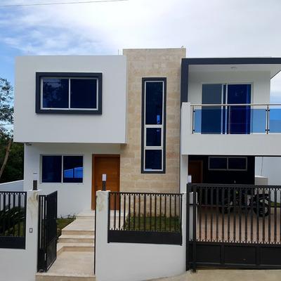 Casa En Venta Con Financiamiento En Puerto Plata