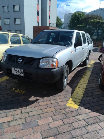 Nissan Frontier 2012 Doble Cabina Gas Gasolina 4x2