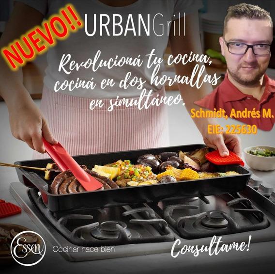 Urban Grill Essen Orginal