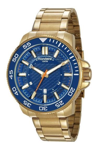 Relógio Masculino Mondaine 53644gpmvds1