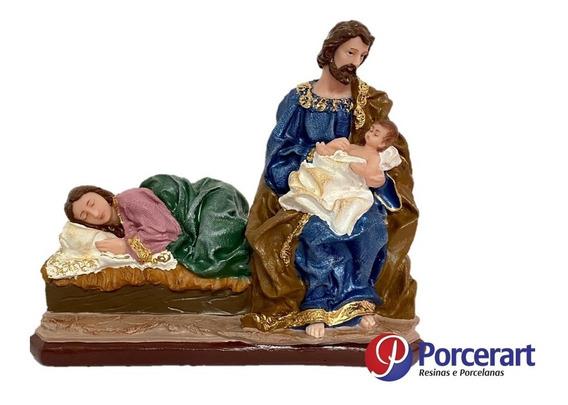 Imagem Deixemos A Mãe Descansar 16x20 Cm Resina