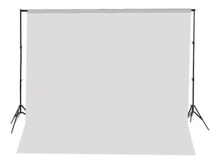 Porta Telón Frotografico Para Chroma Key Kit De Soporte