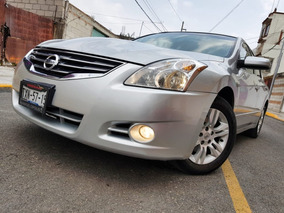 Nissan Altima 2.5 Sl High At Piel Qc Cvt 2012 Autos Puebla