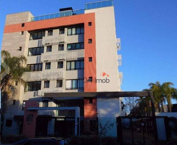 Apartamento De 1 Dormitório No Condomínio Soho - Ap0917