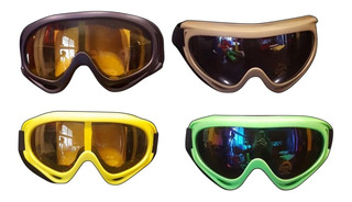 Lentes Goggles Motociclista Enduro Motocross Gotcha