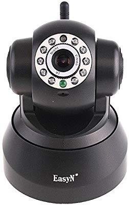 Camara Ip Vision Nocturna Wifi Acceso Remoto Motorizadas