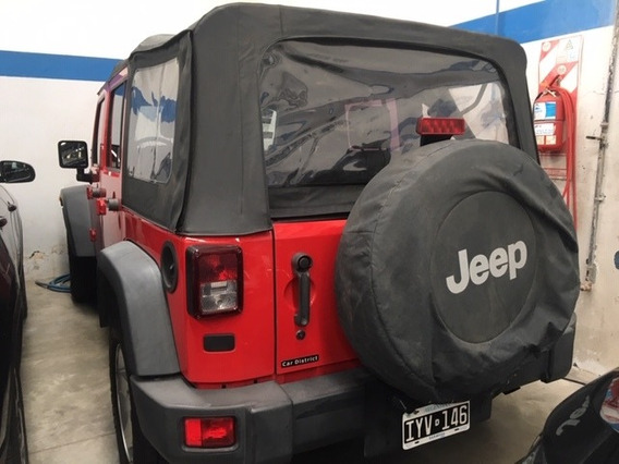 Jeep Wrangler Unlimited Automatica