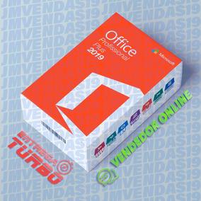 Office 2019 Pro Plus Chave Serial Key Vitalício + Suporte