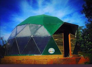 Bangaló / Tenda Geodésica Para Glamping. Por M2.