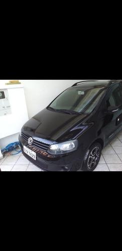 Imagem 1 de 10 de Volkswagen Spacefox 2012 1.6 Trend Total Flex 5p