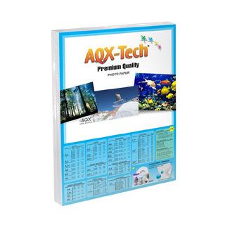 Papel Foto Autoadhesivo A4 X100 Hojas Matte Calco Sticker Aqx - Ideal Candybar Y Etiquetas