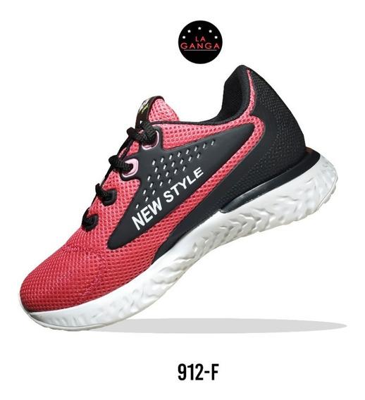 Zapatillas Deportivas Hombre Mujer Modelo 9-12 Oferta