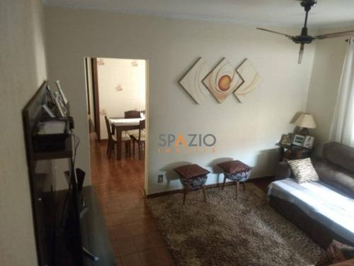 Imagem 1 de 13 de Sobrado Com 3 Dormitórios À Venda, 191 M² Por R$ 380.000,00 - Vila Nova - Rio Claro/sp - So0089