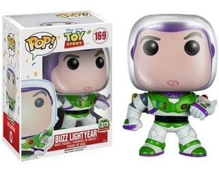 Funko Buzz Lightyear Toy Story 4 - En Stock Inmediato