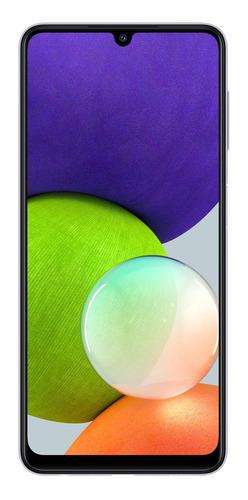 Imagem 1 de 5 de Samsung Galaxy A22 Dual SIM 128 GB violeta 4 GB RAM