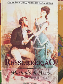 Livro Ressurreição- Machado De Assis
