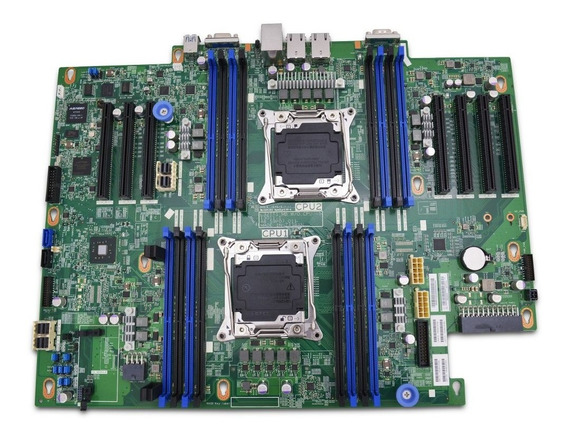 Placa Mãe Lenovo Thinkserver Td350 00hv170 Lga 2011