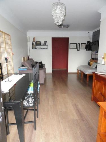 Apartamento Com 3 Dormitórios À Venda, 72 M² Por R$ 617.000,00 - Alto Da Lapa - São Paulo/sp - Ap31876
