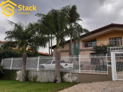 Casa A Venda Em Condomínio Em Itupeva Com Terreno 1.000 M2 - Totalmente Plano - Ca01684