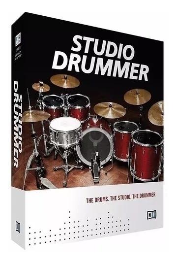 Livraria Kontakt Studio Drummer