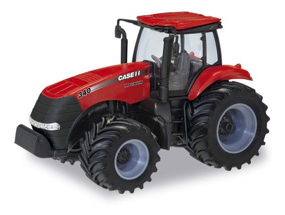 Brinquedo Trator Case Magnum Agricultura Miniatura Usual