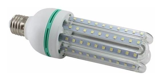 Foco Ahorrador Luz 60 Leds 12w 980lm E27 6500k /e