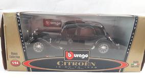 Miniatura Do Citroën 15cv Officer Germany 1:24