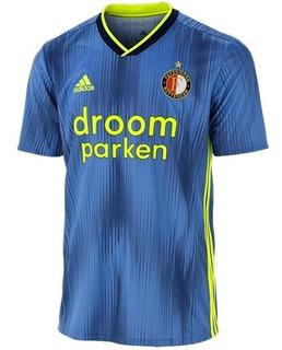 Camisa Feyenoord 19/20 Unif. 2 - Pronta Entrega
