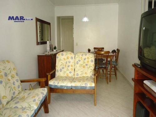 Imagem 1 de 13 de Apartamento Residencial À Venda, Barra Funda, Guarujá - . - Ap7352