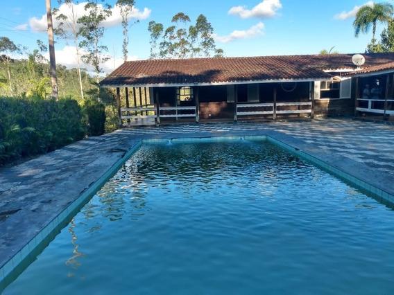 Miracatu/sitio Com 02 Casas/rios Fundos/piscina/ref; 05030