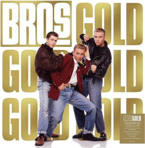 Bros. - Gold (vinilo Nuevo Color Oro)
