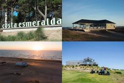 Excelente Lote Costa Esmeralda - Barrio Senderos 4 Lote 347