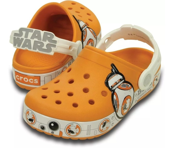 Sandálias Crocs Frozen Star Wars Dora Scooby Doo Originais