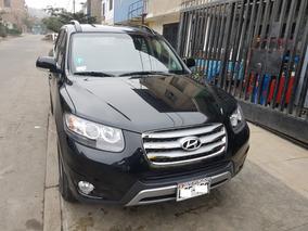 Vendo Mi Camioneta Santa Fe 4x4 Año 2012 Con 12 Mil $19500