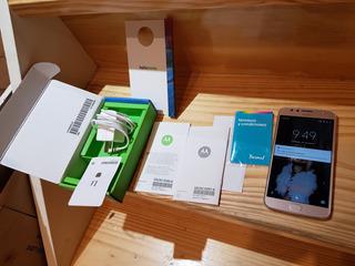 Celular Motorola G5s Plus Usado + Sd 32 Gb