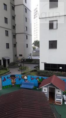 Apartamento Para Venda Em São Bernardo Do Campo, Rudge Ramos, 3 Dormitórios, 1 Banheiro, 1 Vaga - Sb001