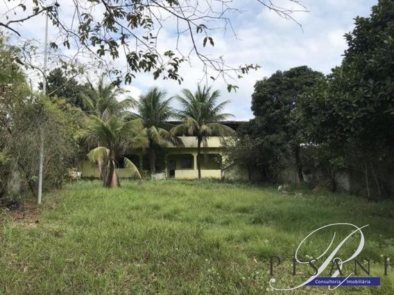 Sitio Residencial Em Rio De Janeiro - Rj, Santa Cruz - St00016
