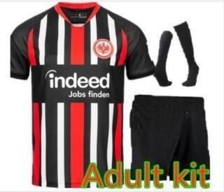 Conjunto Eintracht Frankfurt 19/20 Promoção Kit