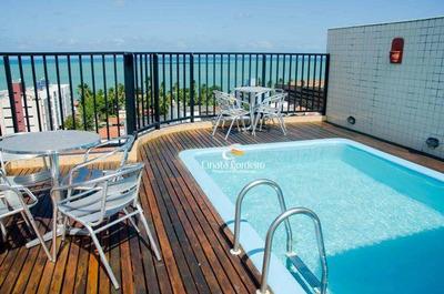 Apartamento Com 4 Dormitórios À Venda, 250 M² Por R$ 800.000 - Manaíra - João Pessoa/pb - Co0070