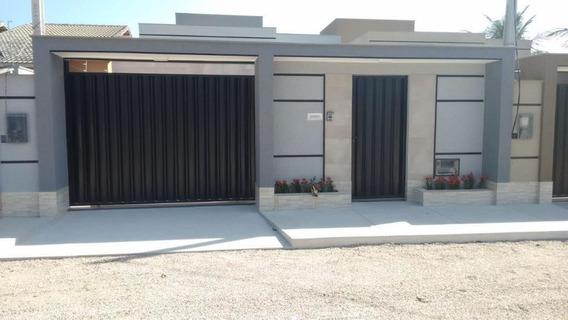 Casa Em Itaipuaçu, Maricá/rj De 140m² 3 Quartos À Venda Por R$ 545.000,00 - Ca252140