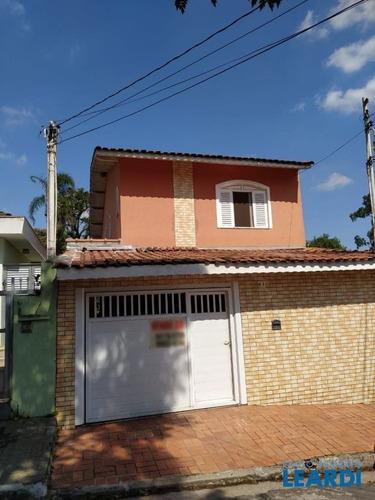 Imagem 1 de 15 de Sobrado - Jardim Aliança - Sp - 634362