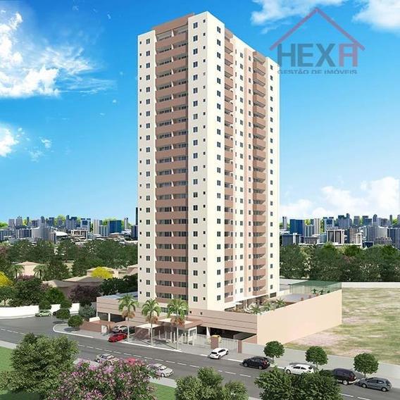 Apartamento Residencial À Venda, Setor Negrão De Lima, Goiânia. - Ap0080