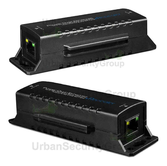 Power Over Ethernet Repetidor - Poe + 30w - Poe