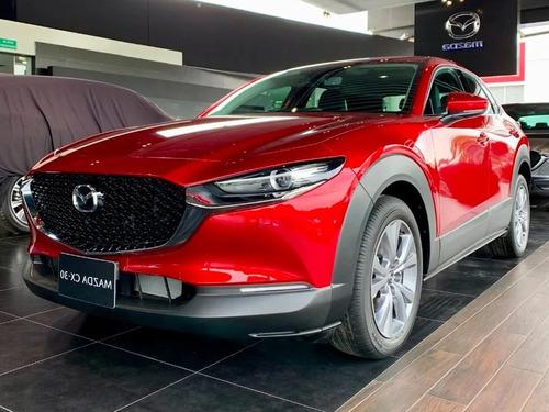 Imagen 1 de 14 de Mazda Cx30 Grand Touring 2.0l Rojo | 2022