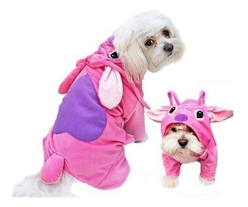 Disfraz Angela, Novia De Stitch Para Perros