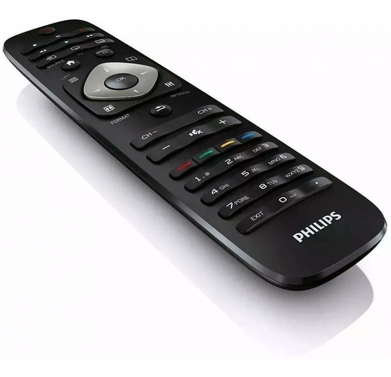Controle Remoto Cr4303 Smart Tv Philips Geral Original