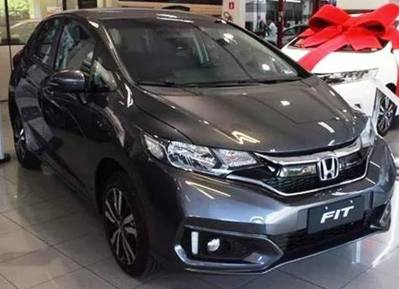 Honda Fit Exl 1.5 At Cvt 2019