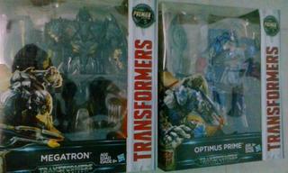 Los 2 X Mil Pesos Optimus Y Megatron Lider